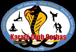 Karaté Club Corbas Logo